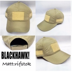 Topi Murah Pria Polos Simple Army / Military Rifstok Best Seller