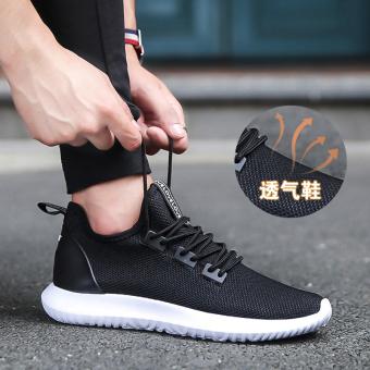 Harga Tren siswa sepatu sepatu pria (6625 hitam) - KalynopJerrod f37ad117e1