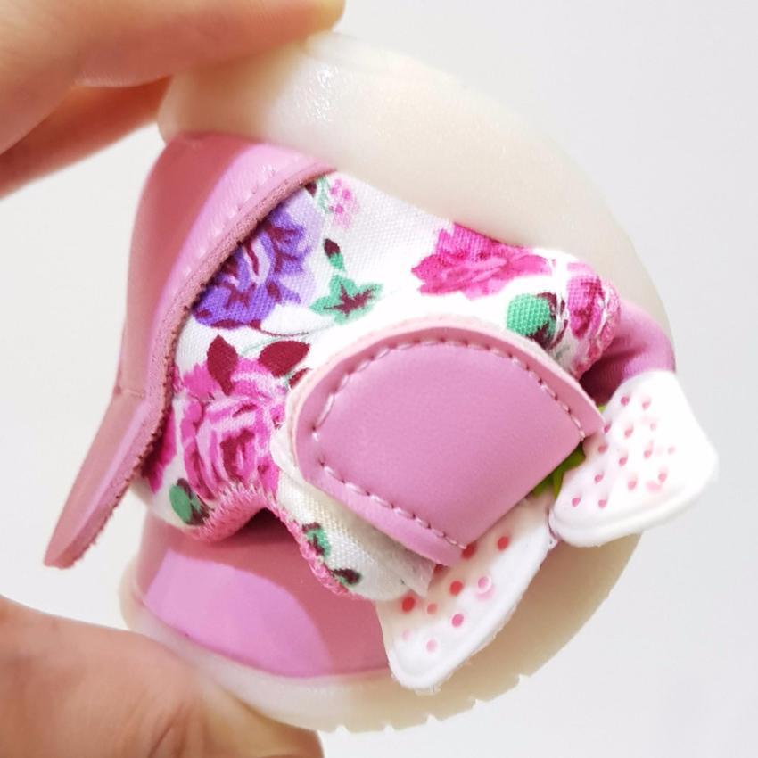 Trendishoes Sepatu Bunyi Anak Perempuan Variasi Berry Udxb02 Source TrendiShoes  Sepatu Anak Bayi . 918d063b10