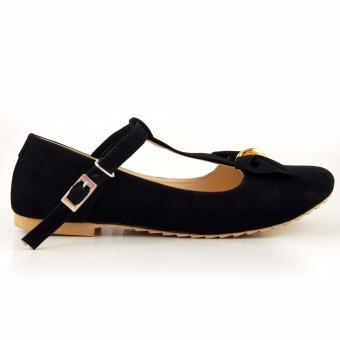 TrendiShoes Sepatu Wanita Flat Shoes .
