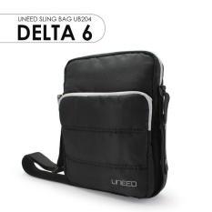 Uneed Tas Selempang Combat 5 Messenger Bag ( Water Resistant ) - GREENIDR176938. Rp 176.938
