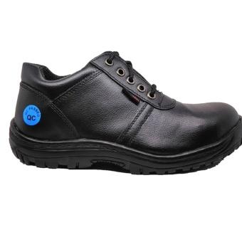Unicorn 1301 formal safety shoes - Black - 2