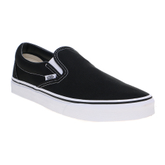Vans Classic Slip-On Sneakers - Hitam