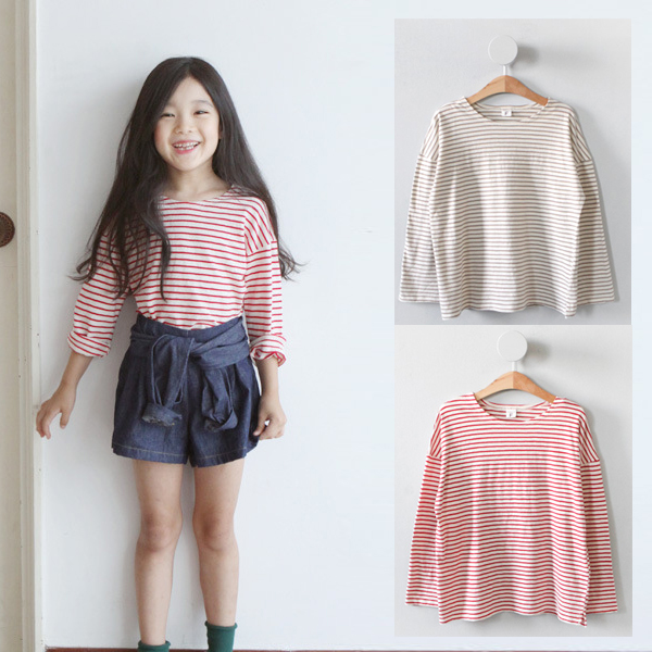... Flash Sale Versi Korea dari anak laki laki dan perempuan musim semi dan musim gugur katun