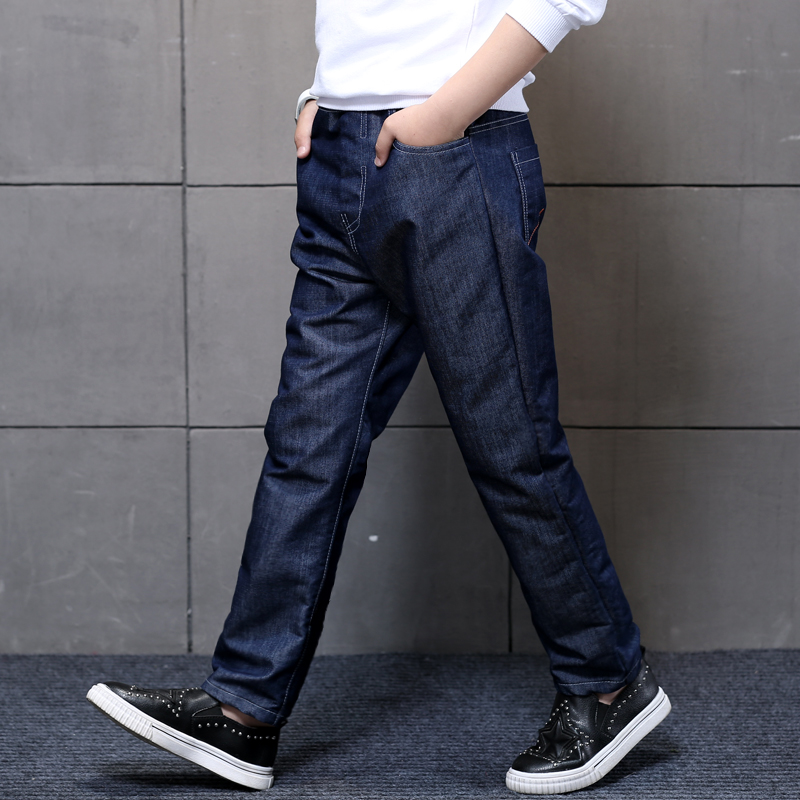 Celana Jeans Anak Laki Laki Versi Korea Bahan Katun Murni 16qk1035 Source · Korea Bahan Katun Murni Hitam Source Versi lurus versi