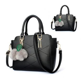 Cube Bag Style Black Source Vicria Tas Branded Wanita Korean High Quality With .