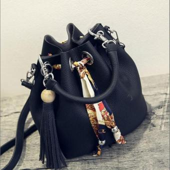 Vicria Tas Branded Wanita TY87269 - High Quality PU Leather Korean Elegant Bag Style