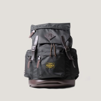 Visval Tas Ransel Laptop Backpack Rave - Black
