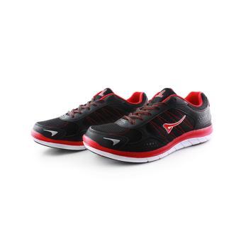 Women Estelle Hitam Merah Woman Running Shoes - 3