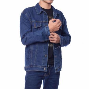 Kehebatan Wdstore Jaket Jeans Denim Pria Biowash Dan Harga Update ... b69f5b902d