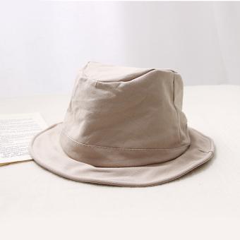 Anggaran Terbaik Yohji Yamamoto Jepang hood nelayan topi (Khaki) Harga  Termurah f913ab9ce1