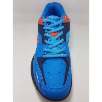 Yonex SRCR 75 Sepatu Badminton (Blue) - 4