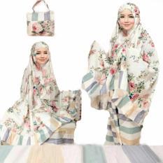 Yuki Fashion Mukena Al Gani - Tosca