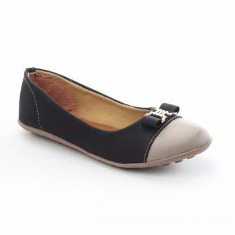 Yutaka Sepatu Wanita N34 - Hitam - 5