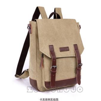 ... quality design f8a48 84707 Tr000662 Hijau Cek Source Hijau Harga Source  Ransel Kanvas Premium Quality Source ... 38415228ae694
