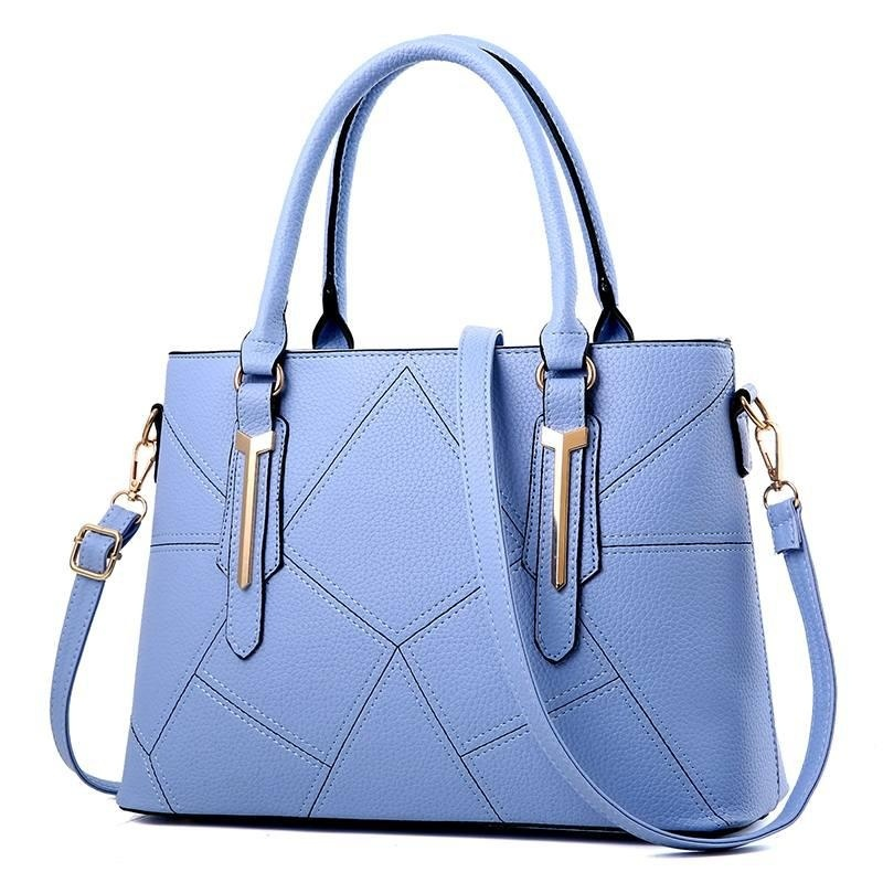 ... ZUUCEE Women Fashion Handbags Pu Leather Shoulder Lady Bags Messenger Big Leisure Handbag for Women(
