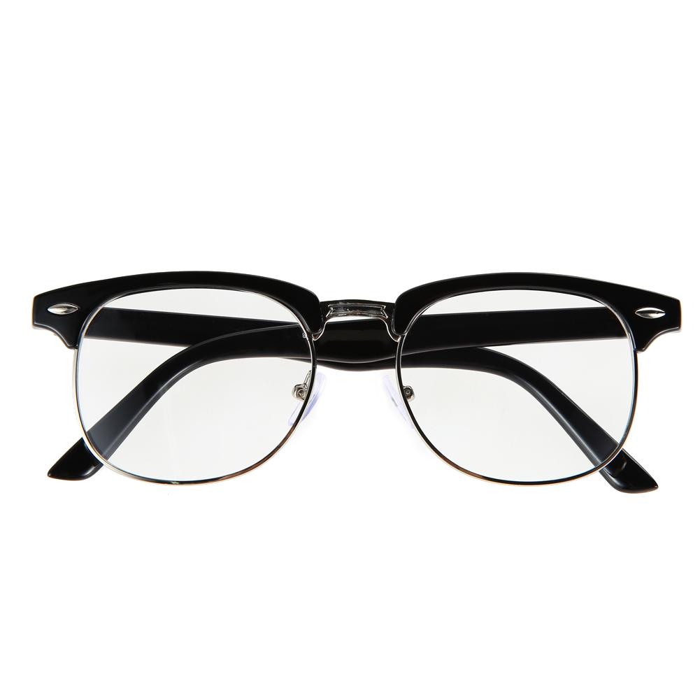... 2015 Eyewear frame kacamata optik mode membaca kacamata polos (Hitam) ...