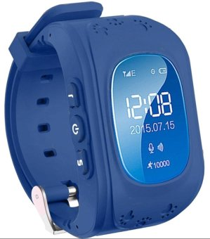 2Cool Children Watch Anti Lose Watch Phone Call Smart WatchPosition GPS Watch for Kids - Intl