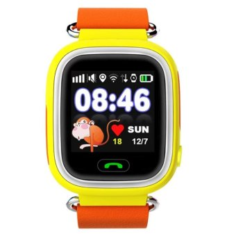 2Cool Phone Call Watch WiFi GPS Position SOS Anti Lose Kids Watchfor Gifts - intl