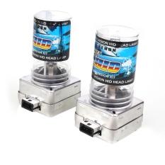 2Pcs D1S 35W 12V Auto Car Vehicle HID Xenon Headlight Bulbs Lamps .