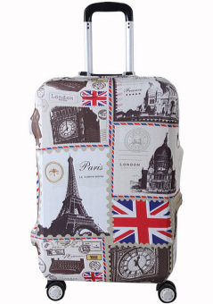 32 inch Travel Luggage Suitcase Protective Cover Bag - XL - intl
