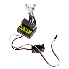 320A Brush Speed Controller ESC 1/8 1/10 Reverse for RC Car Boat