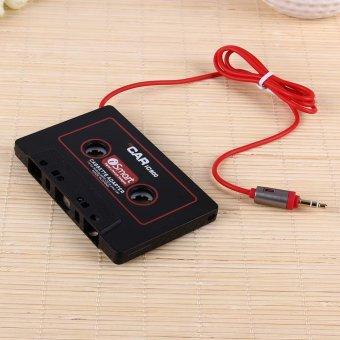 3.5mm Jack Car Cassette Tape MP3 Player Converter - intl - 2
