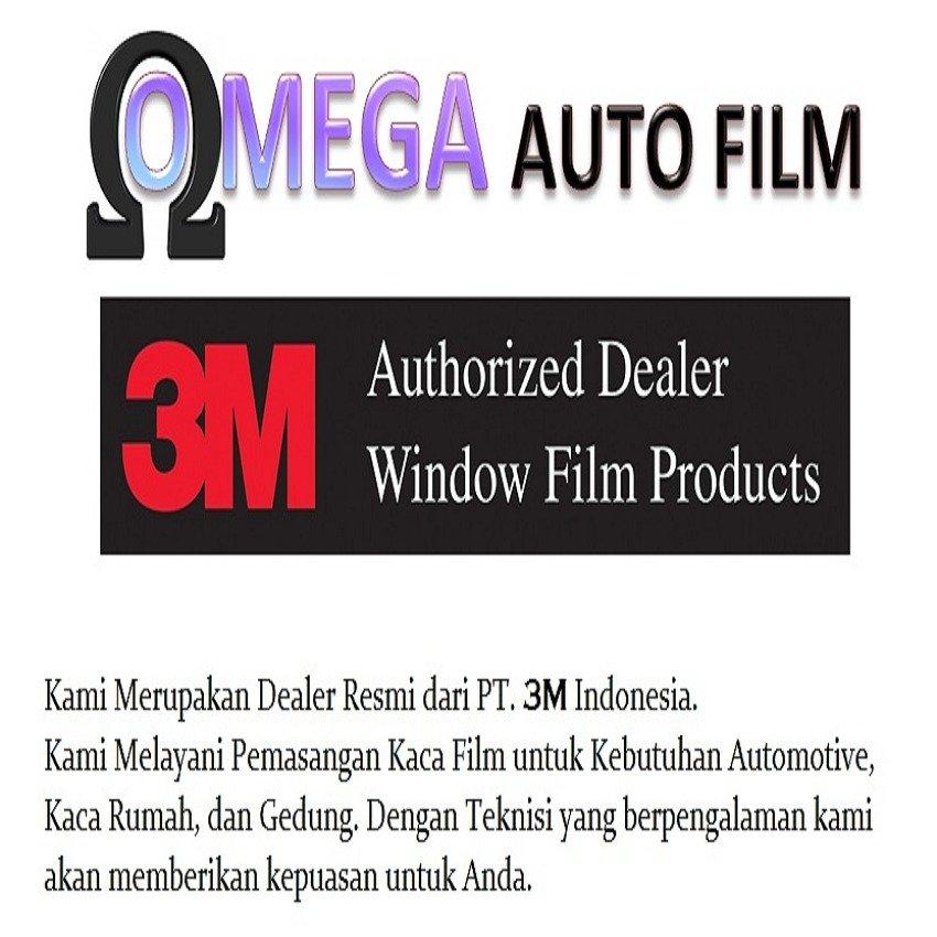 3M Autofilm Kaca Film Kaca Depan Crystalline - Small Car