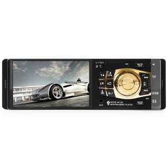 harga 4032B 10,41 cm kendaraan-Mount MP5 Player Audio Video mobil Bluetooth Radio disebut TF USB Port dengan kamera Remote kontrol - International Lazada.co.id