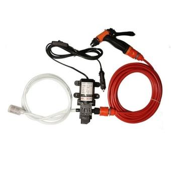 70W 130PSI 6L/Min High Pressure Car Electric Washer Wash Pump DC12V Clean Set -