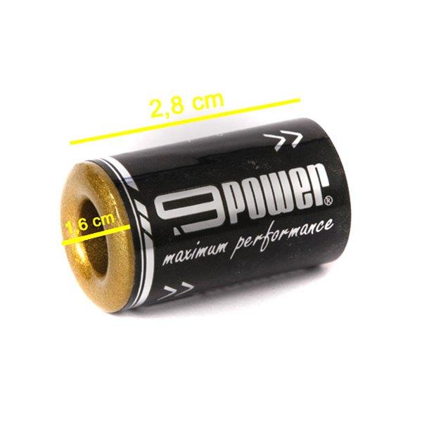 9Power Motor Powerfull Maximum Performance Original Penghemat BBM Kendaraan - Hitam