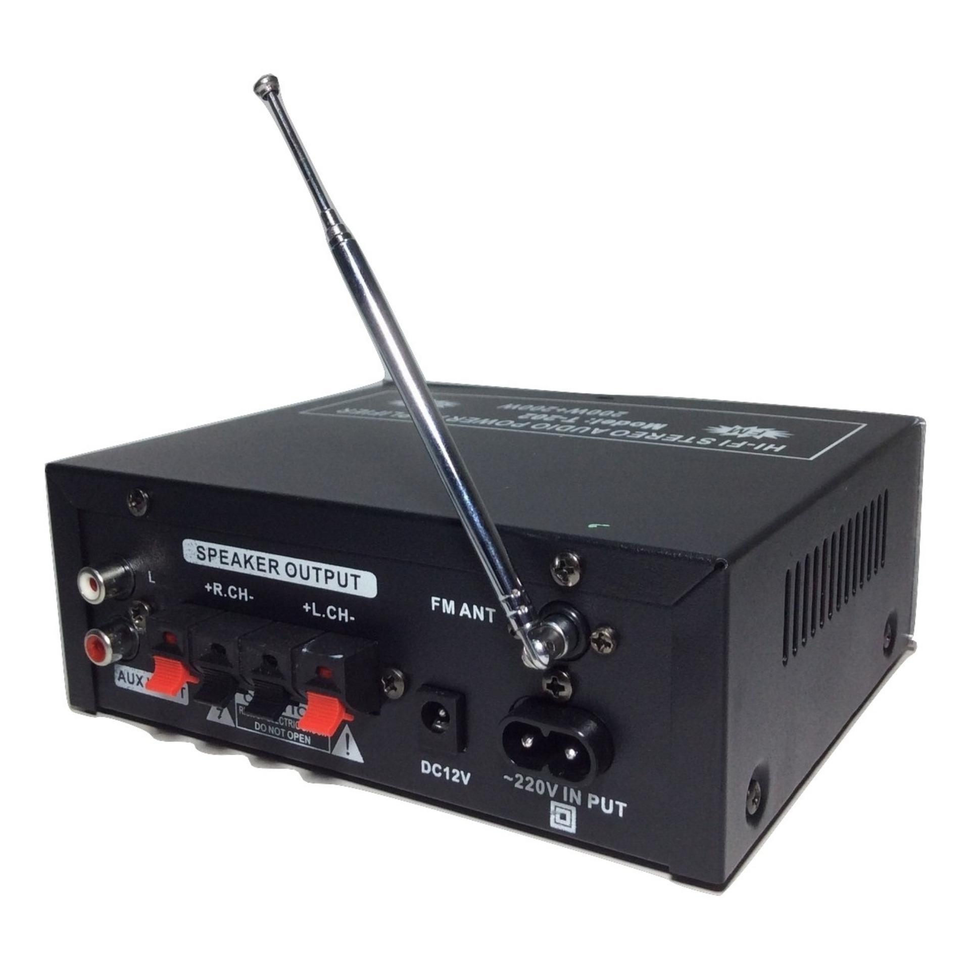 Acoustic AK698F Amplifier Mp3,Radio AC/DC,Karauke