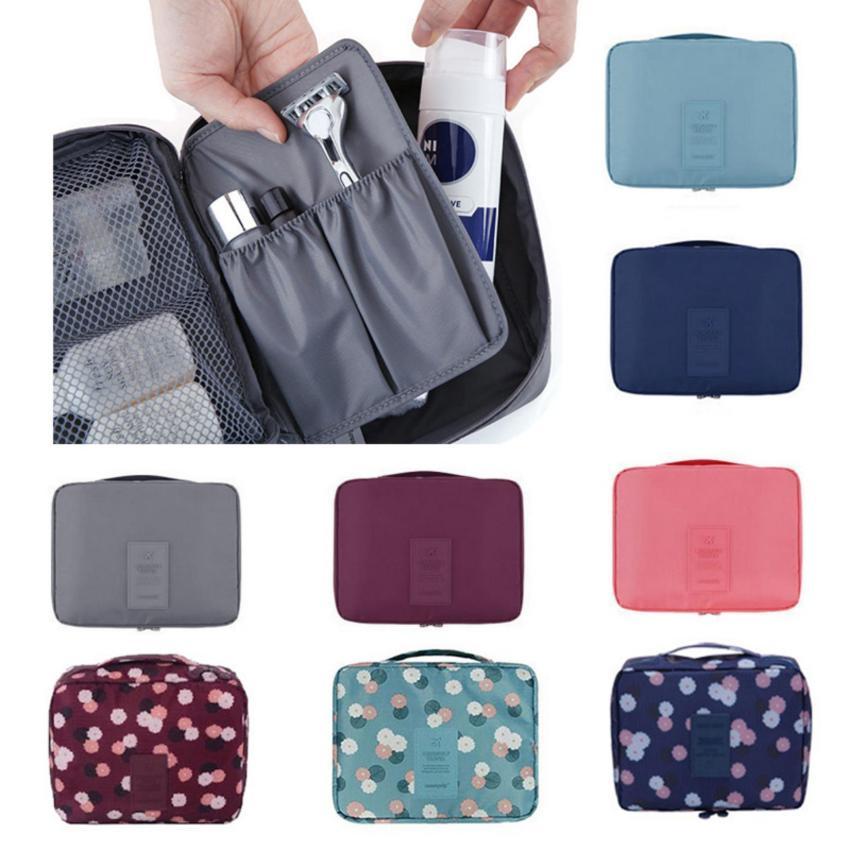 Kantong Source · Adapula portabel tahan air perjalanan menggantung perlengkapan mandi tas cuci .