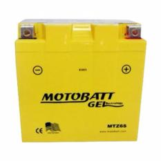 Aki Motor Motobatt MTZ6-S Original