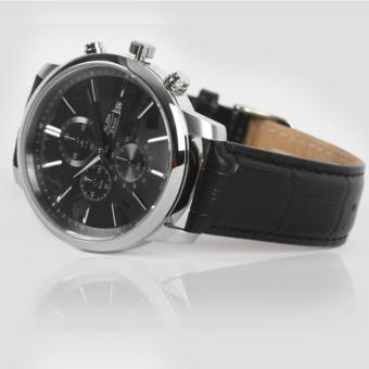 Alba AM3095X1 Chronograph Leather Strap - Jam Pria AM3095