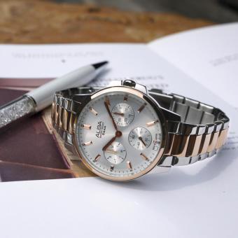 Alba Fashion Chronograph Jam Tangan Wanita - Tali Stainless Steel - AP6484X1 - 5