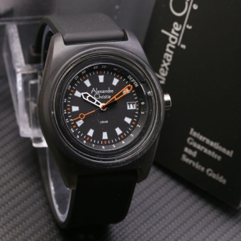 ALEXANDRE CHRISTIE AC 6431 M FULL BLACK