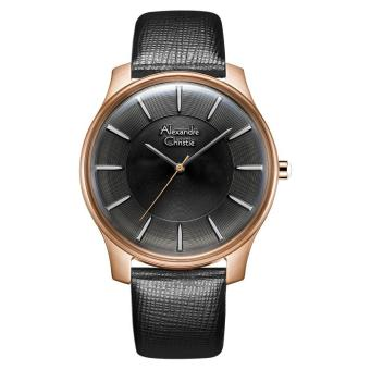 Alexandre Christie AC 8532 MHLRGBA Pria - Leather/Kulit