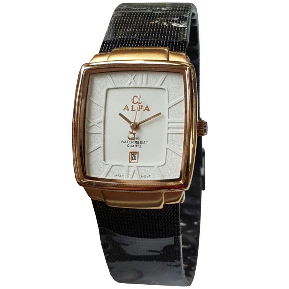 Hegner Jam Tangan Wanita Gold Stainlees Steel He621 Daftar Harga Ray Rucci 15711 Pria Silver Dwe Design Exclusif Free 2 Strap Cadangan Source Alfa Al88071l