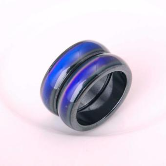 Amefurashi Magnetic Beautiful Mood Ring Changing Color