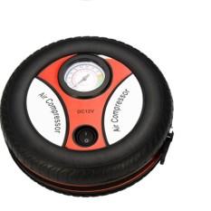 Anabelle Pompa Udara Ban Mobil Elektrik Air Compressor Angin Mini Portable 12V