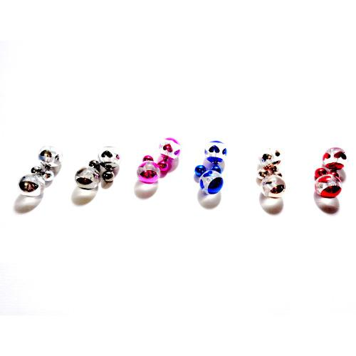 Anneui - EE0063 - Anting Candy Double Stud .