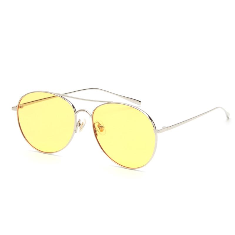 ... Artis Transparan Perempuan Shuying Kacamata Hitam Kaca Mata