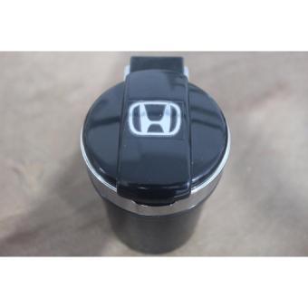 Asbak Led BIRU HONDA aksesoris variasi interior cocok untuk semuaType dan varian Mobil HONDA Manual Matic