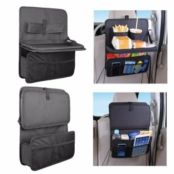 Auto Travel Hanging Storage Bag Holder Car Seat Back Organiser Free Source · Organizer Back Seat