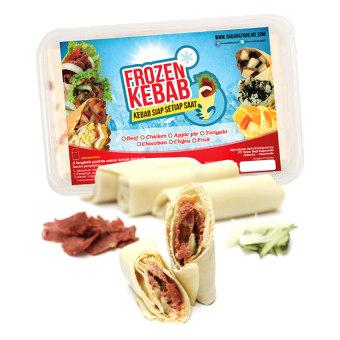 Baba Rafi Frozen Kebab Beef