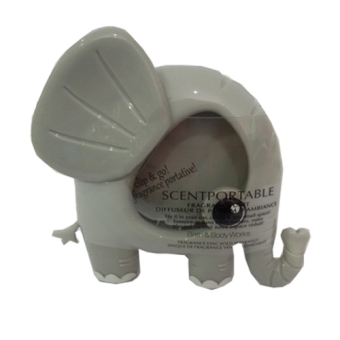 Harga Bath & Body Works Scentportable Holder - Grey Elephant