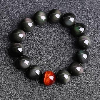 Beberapa Warna Mata Alami Obsidian Manik-manik