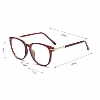 beli 1 gratis 1 Freebie  AORON kacamata membaca merek Retro kacamata  komputer anti kelelahan 6d8499f94b