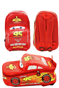 BGC Disney Cars 3D Lightning McQueen On The Road